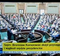 Bronisław Komorowski – prezydent